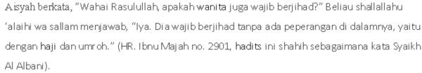 jihad umroh