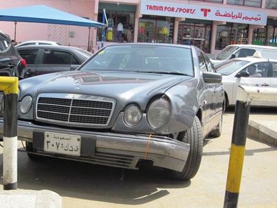 mobil orang arab