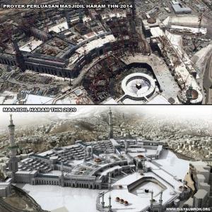 Perluasan Masjidil Haram