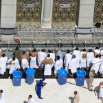 air zamzam; masjidil haram; biaya umroh;