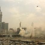 kebakaran masjidil haram