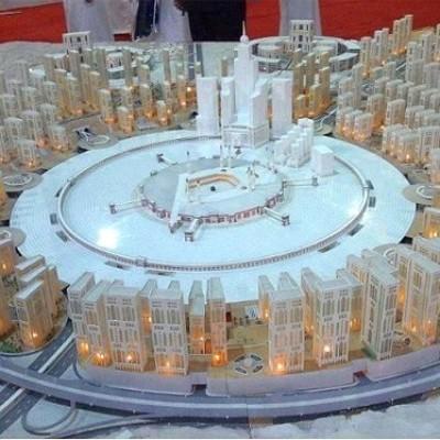 Mau tau masjidil tahun 2050 ?
