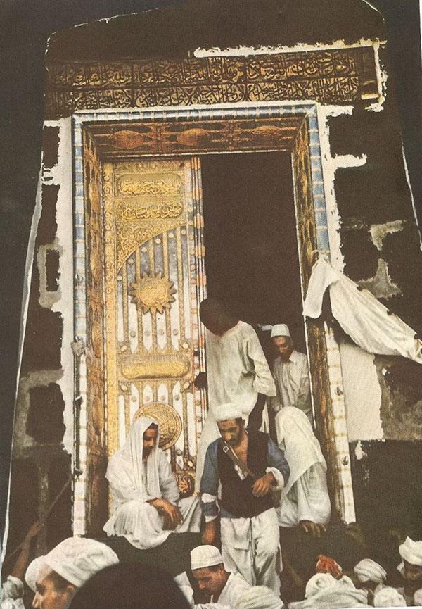 pintu kabah jaman dulu