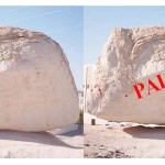 batu melayang masjidil aqsha