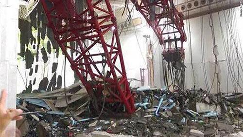 musibah masjidil haram meninggal dunia