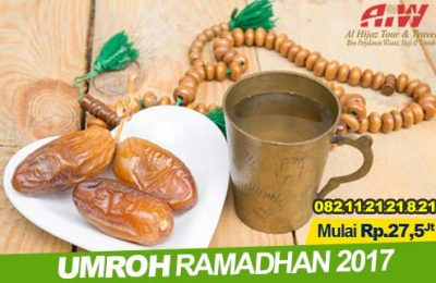 Umroh Ramadhan 2017 Alhijaz