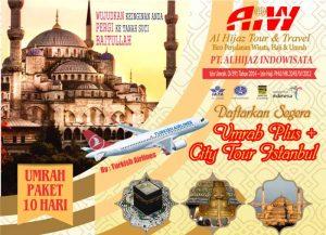 umroh city tour istanbul