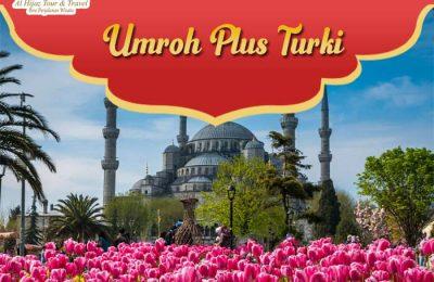 umroh plus turki alhijaz