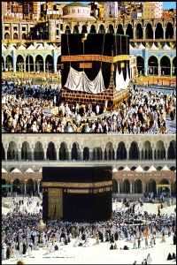masjidil jaman dulu dan sekarang