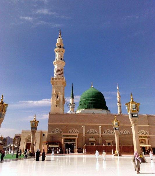 Foto Masjid Nabawi Madinah Biaya Umroh Travel Umroh