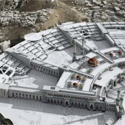 Masjidil Haram Masa depan