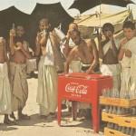 jamaah haji minum cocal cola jaman dulu